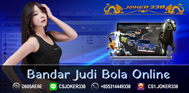 Bandar Judi Bola Online